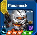 D R Sco - Runamuck box 18