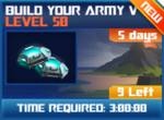 M wave5 lev50 build your army v