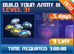 M wave5 lev31 build your army iii