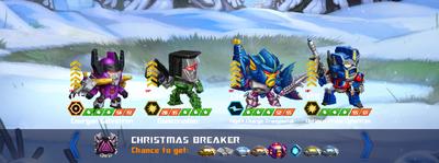 T christmas breaker egalvatron xx opc