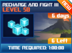 M wave7 lev50 recharge and fight iii
