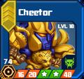 M R Hun - Cheetor box 18