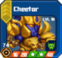 M R Hun - Cheetor box 18