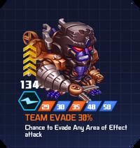 P E Sco - Megatron Transmetal pose