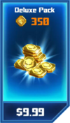 P gold 350