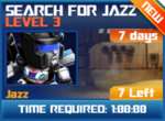 M wave1 lev3 search for jazz