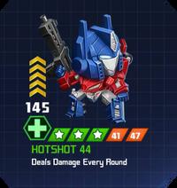 A E Sup - Optimus Prime WFC pose