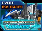 Ui event optimus maximus awakes