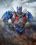 Optimus Prime TF4