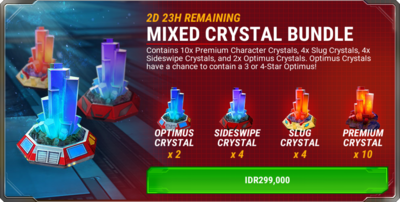 Bundle event 20160826 - mixed crystal a