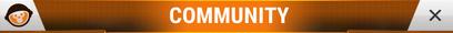 Ui community title