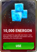 I energon a 10000
