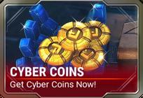 Ui build cyber coins a