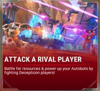 Ui battle attack a