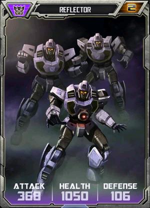 (Deceptions) Reflector - Robot
