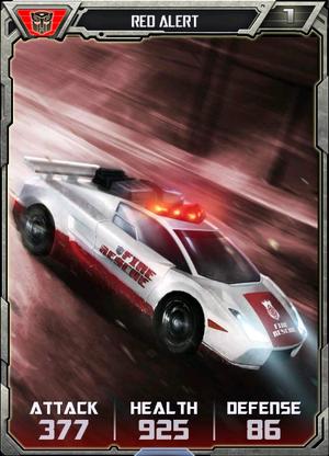(Autobots) Red Alert - Alt