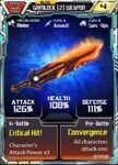 Grimlock (2) Weapon