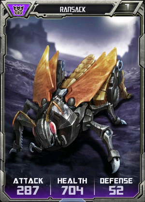 (Decepticons) Ransack - Aly
