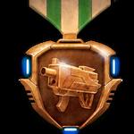 Gacha bronze weapons