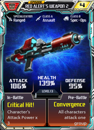 Red Alert 2 Weapon