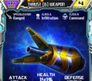 Thrust (6) Weapon