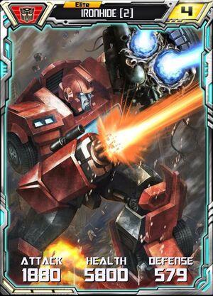 Ironhide (2) - Robot