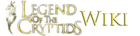 Legend of Cryptids Wiki wordmark