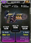 Gatling Gun II