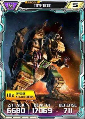 Trypticon 2 Robot