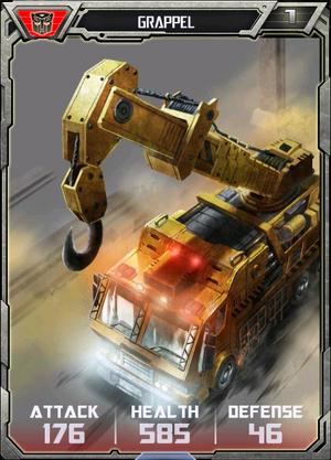 (Autobots) Grappel - Alt