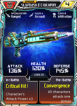 Slapdash (1) Weapon