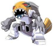 Coelagon beast