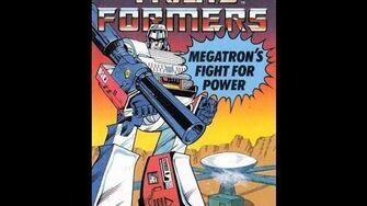 Megatron's Fight for Power by John Grant - 1985 Transformers Audiobook