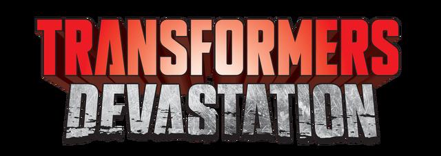 File:Transformers Devastation Logo.png