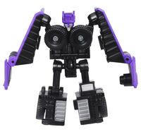 Universe knockdown robot
