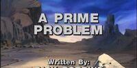 A Prime Problem