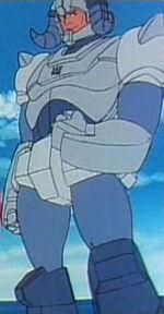 Bullhorn armor