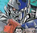 Movie Trilogy Manga