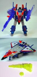 Superlink Nightscream Reverse Toy