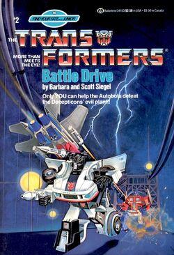 Battle drive fyf