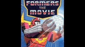 Transformers The Movie by John Grant - 1986 Transformers Audiobook
