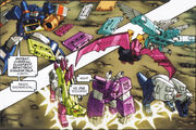 Madman comic Soundwave ejects tapes