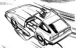 Downshift vehicle