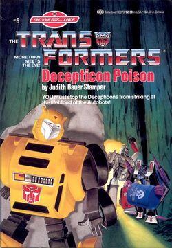Decepticon poison