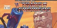 G.I. Joe vs. the Transformers issue 2