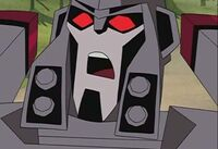 Rise Constructicons Megatron what