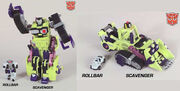 ArmadaScavenger toy