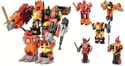 G1 Predaking toy