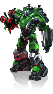 Transformers Universe Anomaly Robot Mode