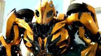 TRANSFORMERS 5 THE LAST KNIGHT Promo Clip - Bumblebee vs. Barricade (2017) Michael Bay Movie HD
